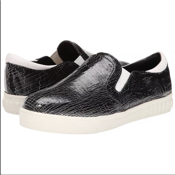 c51f3cdf12eaa Circus by Sam Edelman Shoes - Circus Sam Edelman Black Slip On Sneaker  Black 7.5